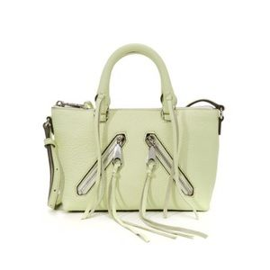 💕Rebecca Minkoff💕Cross Body Bag in Honey Dew 🍈